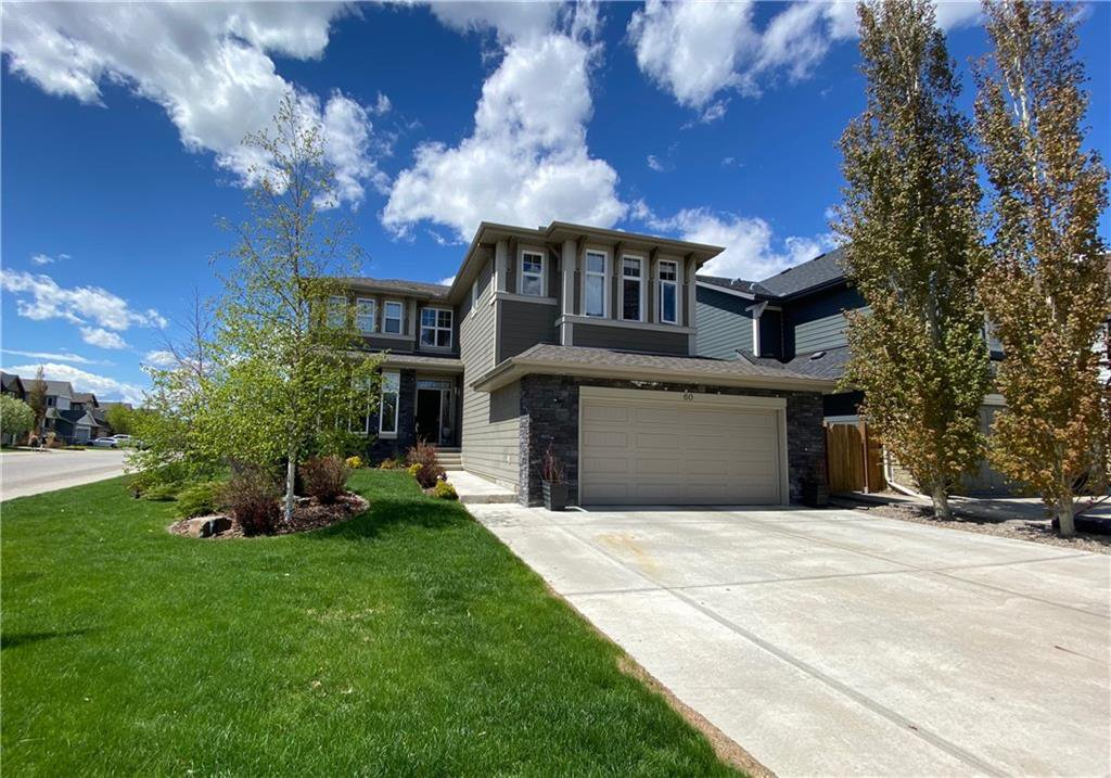 Main Photo: 60 AUBURN SOUND MR SE in Calgary: Auburn Bay RES for sale : MLS®# C4293285