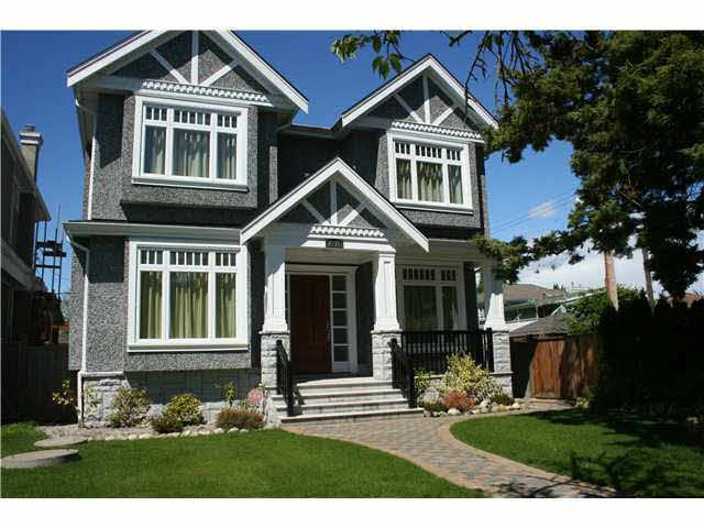 Main Photo: 2715 W 20TH AVENUE in : Arbutus House for sale : MLS®# V1010541