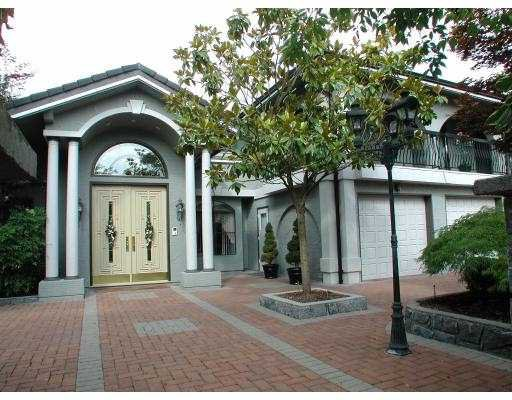 Main Photo: 3145 CHRISDALE AV in Burnaby: Government Road House for sale (Burnaby North)  : MLS®# V562896