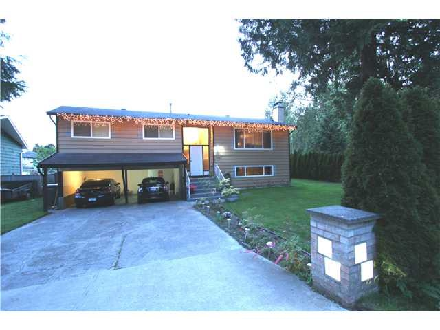 Main Photo: 3667 COAST MERIDIAN RD in Port Coquitlam: Glenwood PQ House for sale : MLS®# V950229