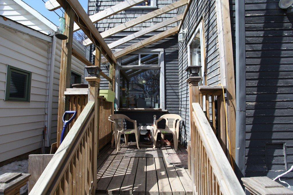 Photo 33: Photos: 513 Newman Street in Winnipeg: Wolseley Single Family Detached for sale (West Winnipeg)  : MLS®# 1307090