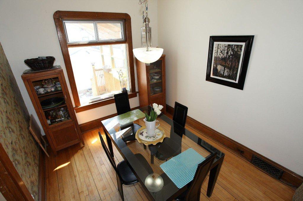 Photo 8: Photos: 513 Newman Street in Winnipeg: Wolseley Single Family Detached for sale (West Winnipeg)  : MLS®# 1307090