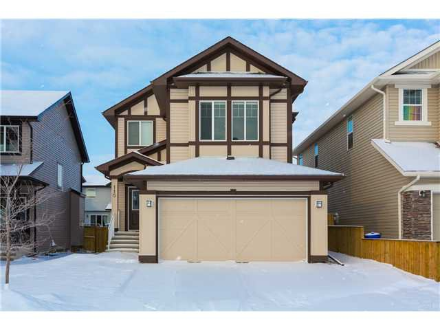 Main Photo: 115 BRIGHTONCREST Rise SE in : New Brighton Residential Detached Single Family for sale (Calgary)  : MLS®# C3605895