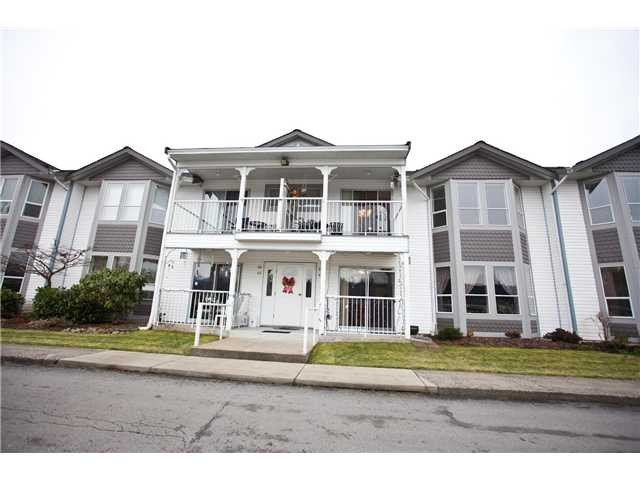 """Main Photo: 51 12296 224TH Street in Maple Ridge: East Central Townhouse for sale in """"The Colonial"""" : MLS®# V1059175"""