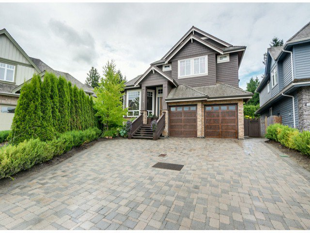 Main Photo: 3079 162ND Street in Surrey: Grandview Surrey House for sale (South Surrey White Rock)  : MLS®# F1416045