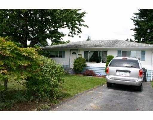 Main Photo: 1735 GRANT AV in Port Coquitlam: Glenwood PQ House for sale : MLS®# V605854