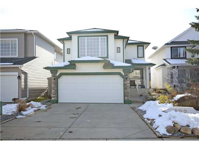 Main Photo: 109 Citadel Circle NW in Calgary: Citadel Residential Detached Single Family for sale : MLS®# C3647734