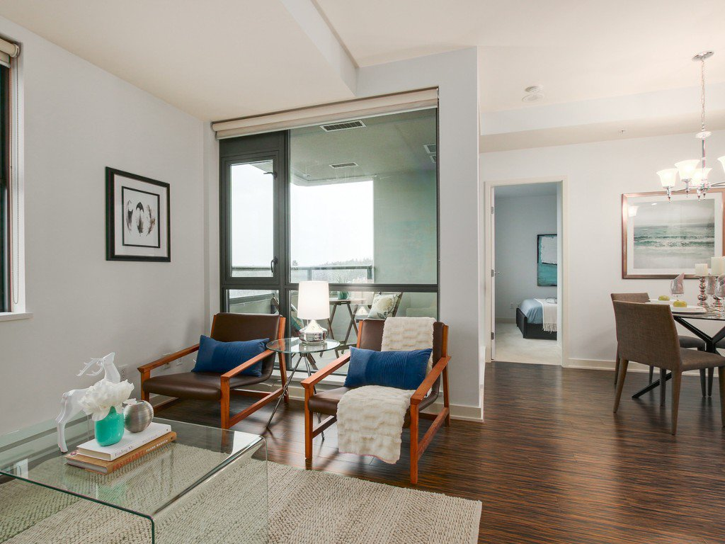 """Main Photo: 911 2851 HEATHER Street in Vancouver: Fairview VW Condo for sale in """"Tapestry"""" (Vancouver West)  : MLS®# R2042257"""