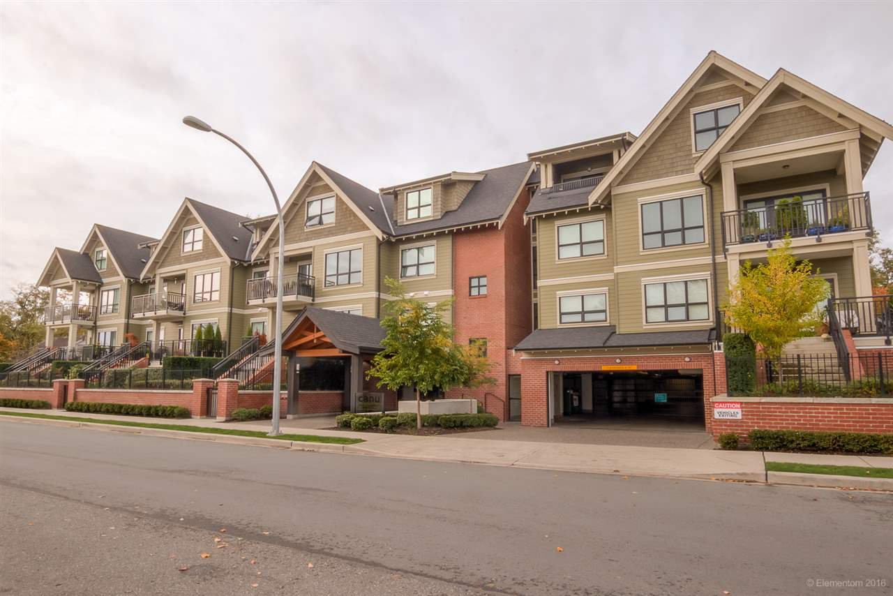 """Main Photo: 306 4689 52A Street in Ladner: Delta Manor Condo for sale in """"CANU"""" : MLS®# R2117684"""
