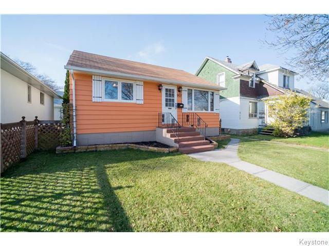Main Photo: 903 Madeline Street in Winnipeg: West Transcona Residential for sale (3L)  : MLS®# 1627830