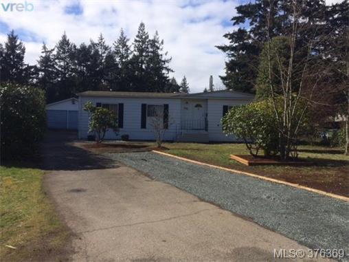 Main Photo: 995 Haslam Ave in VICTORIA: La Glen Lake House for sale (Langford)  : MLS®# 755463