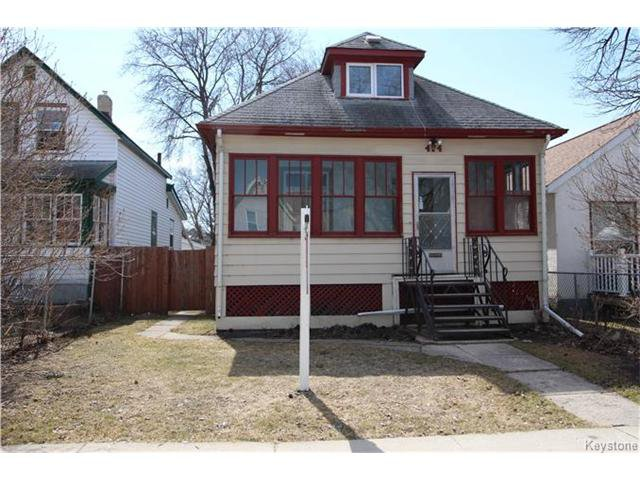 Main Photo: 474 Riverton Avenue in Winnipeg: Elmwood Residential for sale (3A)  : MLS®# 1708635