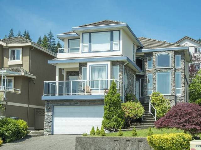 Main Photo: 2971 BLACKBEAR Court in Coquitlam: Westwood Plateau House for sale : MLS®# R2175032