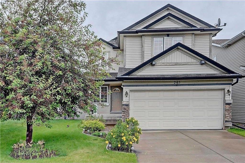 Main Photo: 243 SOMERGLEN Road SW in Calgary: Somerset House for sale : MLS®# C4122887