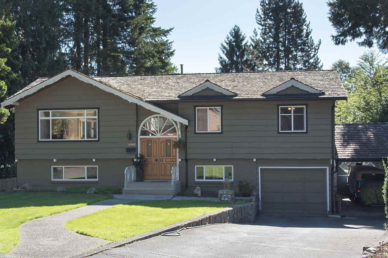 """Main Photo: 2465 BIRNEY Place in North Vancouver: Blueridge NV House for sale in """"BLUERIDGE"""" : MLS®# R2204664"""