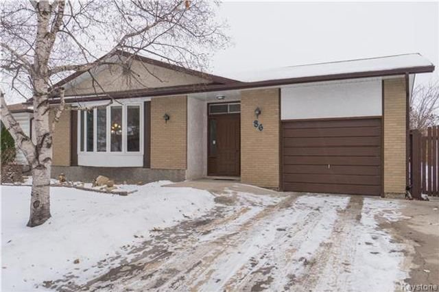 Main Photo: 86 Cartwright Road in Winnipeg: Maples Residential for sale (4H)  : MLS®# 1729664