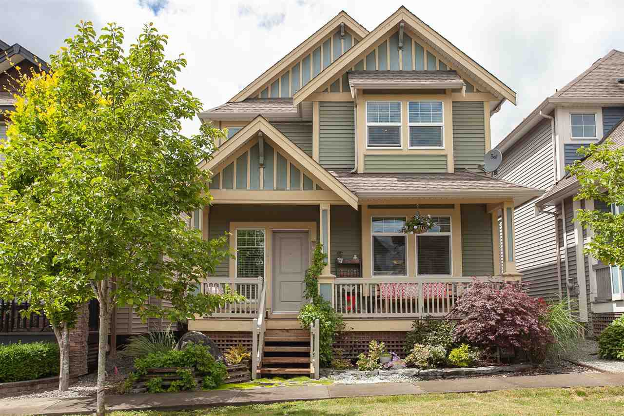 Main Photo: 6677 192A Street in Surrey: Clayton House for sale (Cloverdale)  : MLS®# R2280225