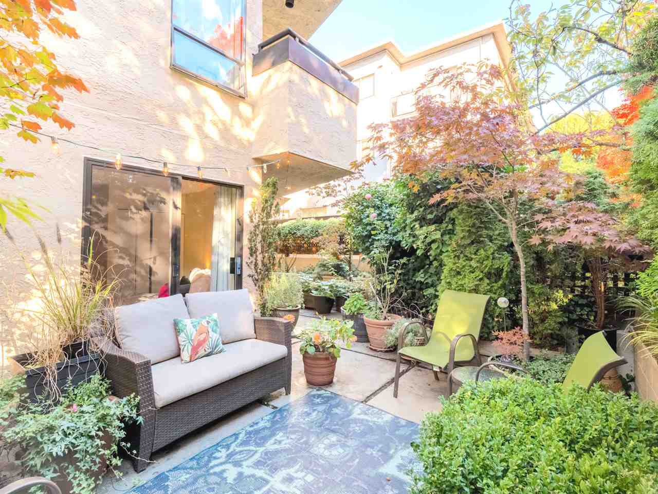 Photo 12: Photos: 101 8645 OSLER Street in Vancouver: Marpole Condo for sale (Vancouver West)  : MLS®# R2311470