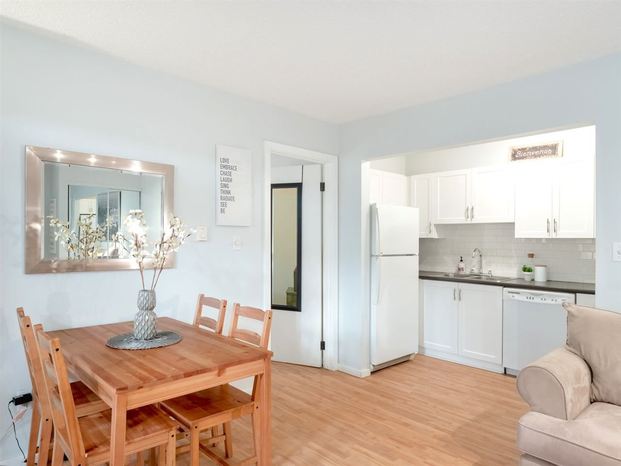 Photo 5: Photos: 101 8645 OSLER Street in Vancouver: Marpole Condo for sale (Vancouver West)  : MLS®# R2311470
