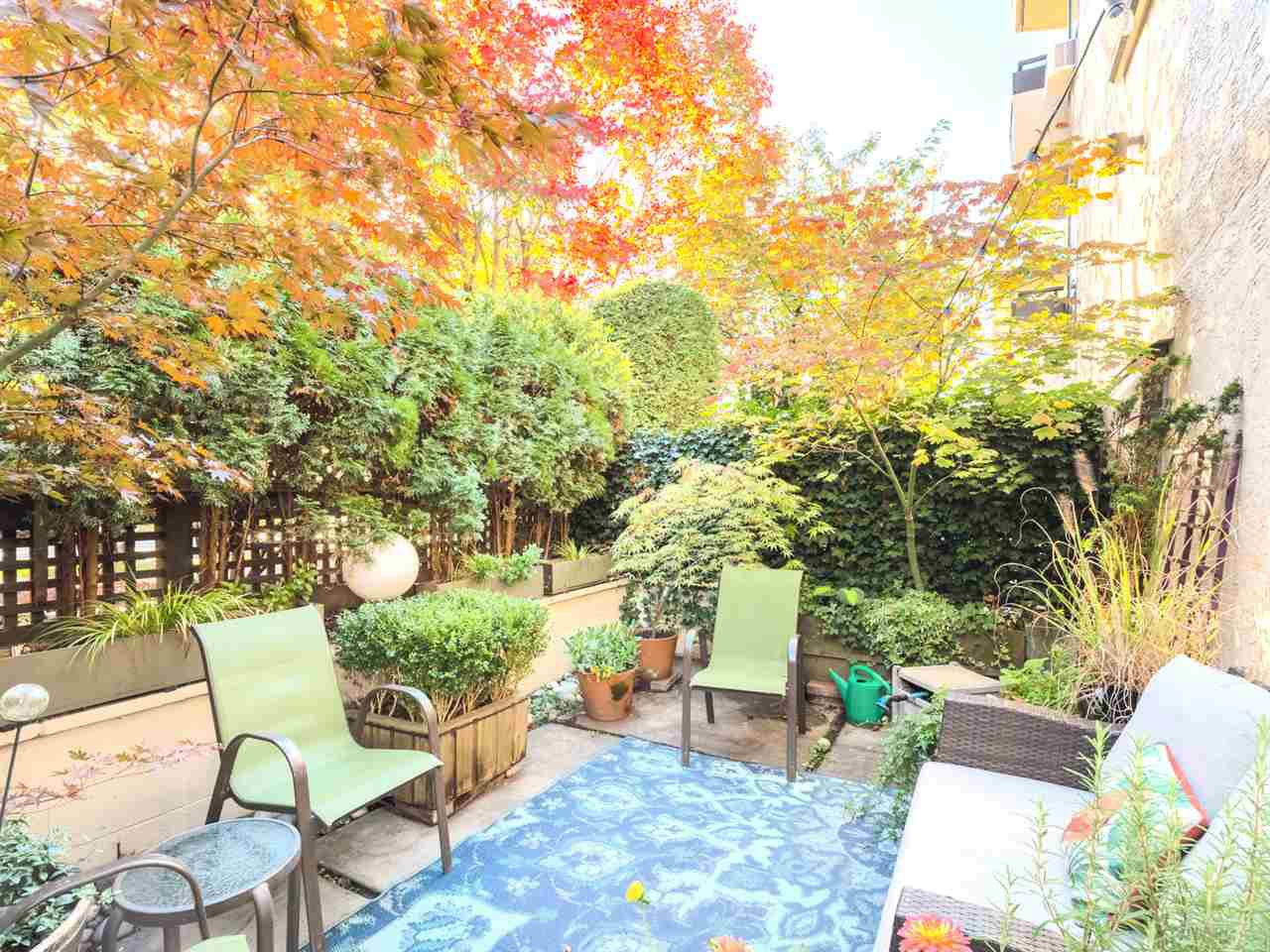 Photo 1: Photos: 101 8645 OSLER Street in Vancouver: Marpole Condo for sale (Vancouver West)  : MLS®# R2311470