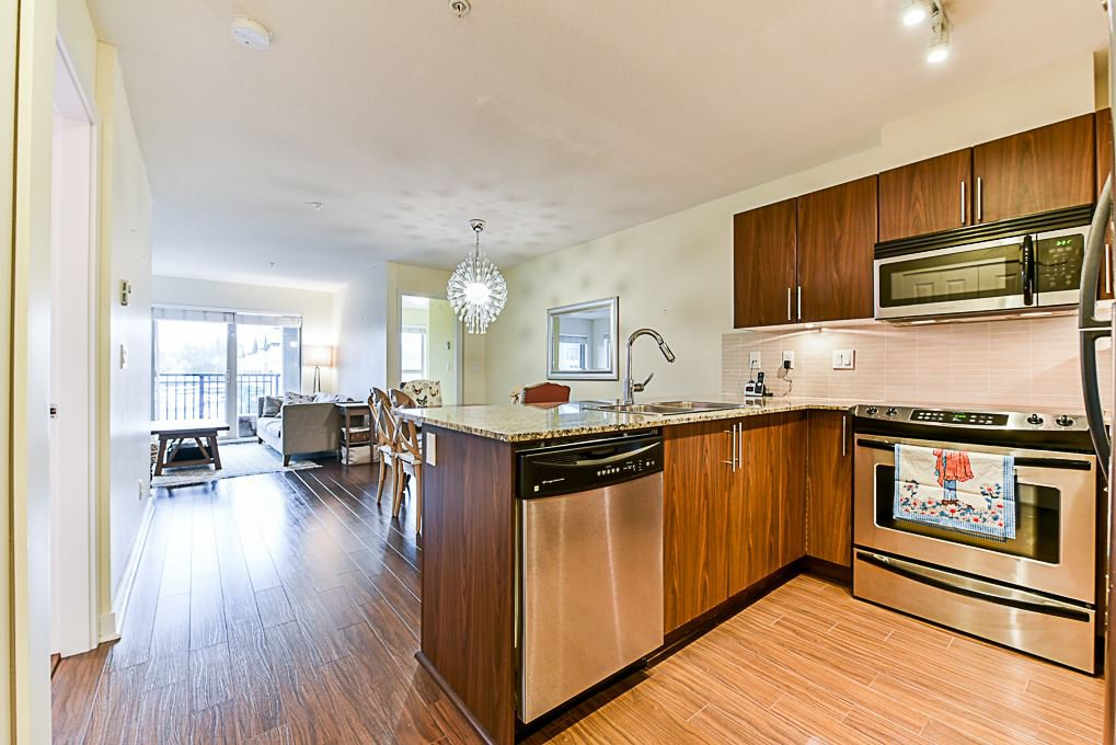 """Main Photo: A312 8929 202 Street in Langley: Walnut Grove Condo for sale in """"The Grove"""" : MLS®# R2337056"""