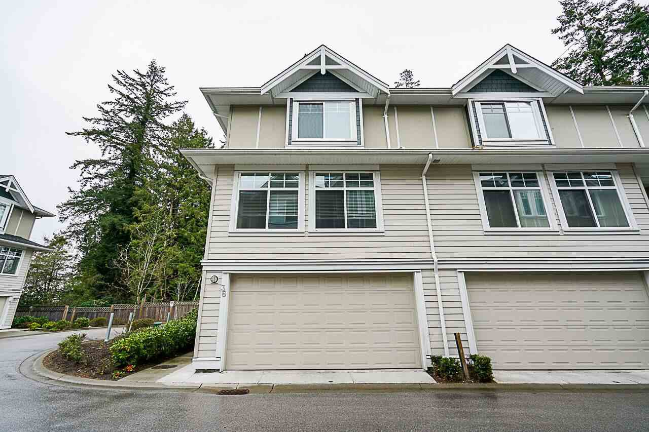 Main Photo: 36 12775 63 Avenue in Surrey: Panorama Ridge Townhouse for sale : MLS®# R2358256