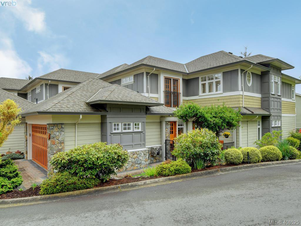 Main Photo: 562 Caselton Place in VICTORIA: SW Royal Oak Row/Townhouse for sale (Saanich West)  : MLS®# 408525