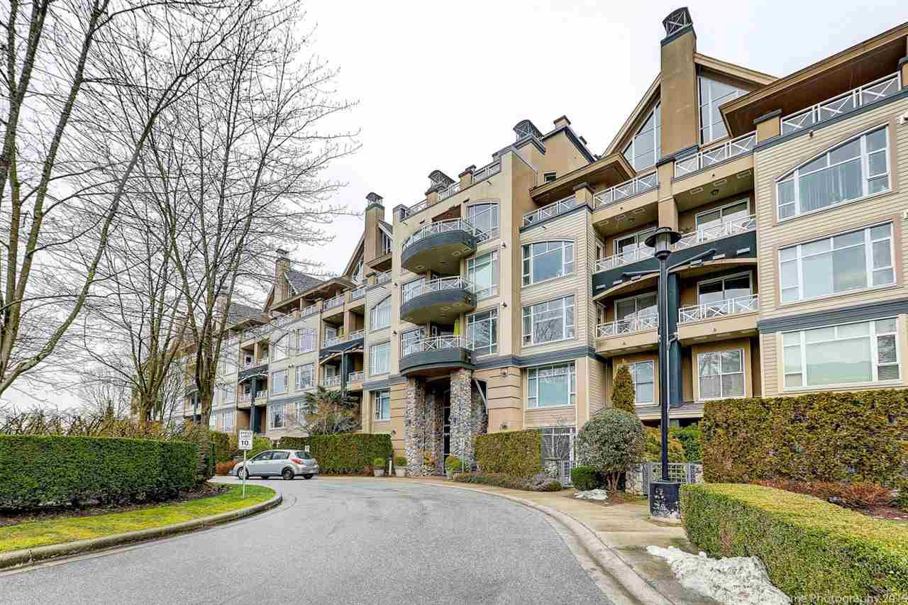"""Main Photo: 317 3600 WINDCREST Drive in North Vancouver: Roche Point Condo for sale in """"WINDSONG AT RAVENWOODS"""" : MLS®# R2367906"""