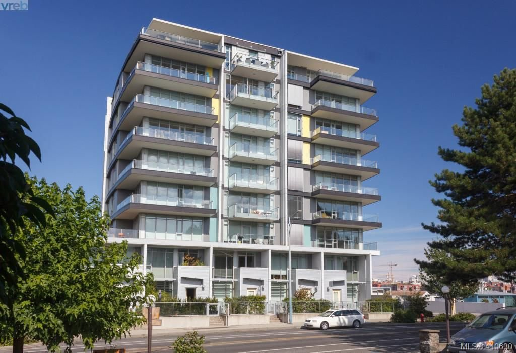 Main Photo: A105 373 Tyee Road in VICTORIA: VW Victoria West Condo Apartment for sale (Victoria West)  : MLS®# 410630