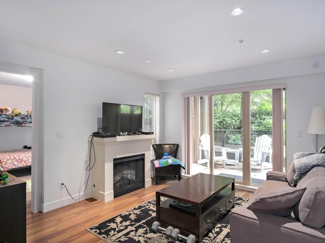 Main Photo: 228 1633 MACKAY Avenue in North Vancouver: Pemberton NV Condo for sale : MLS®# R2372956