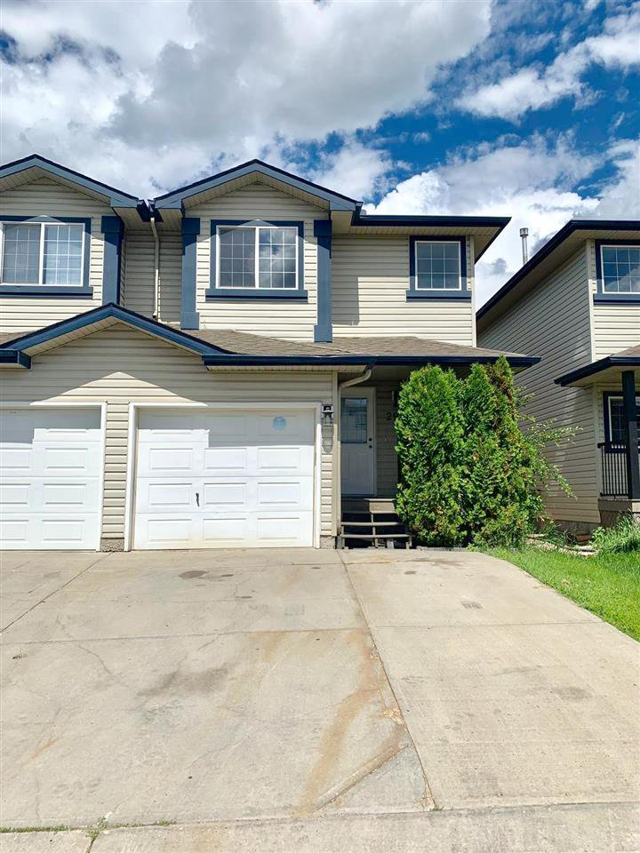 Main Photo: 29 345 KIRKNESS Road in Edmonton: Zone 35 House Half Duplex for sale : MLS®# E4161740