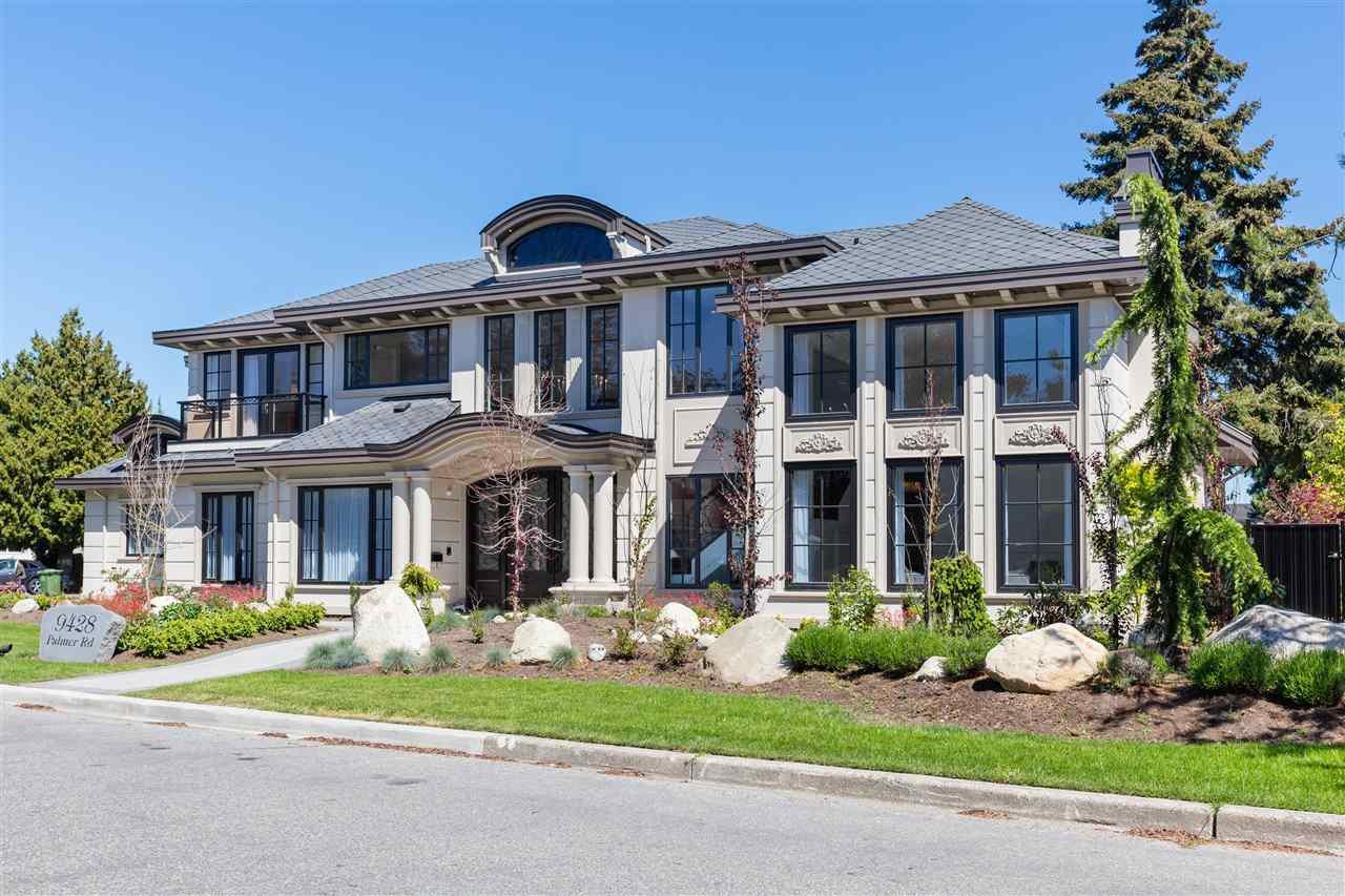 Main Photo: 9428 PALMER Road in Richmond: Boyd Park House for sale : MLS®# R2406040