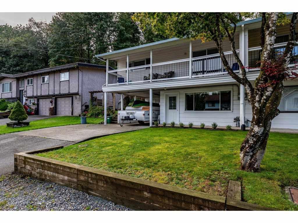 Main Photo: B 34662 IMMEL STREET in Abbotsford: Abbotsford East House 1/2 Duplex for sale : MLS®# R2405969