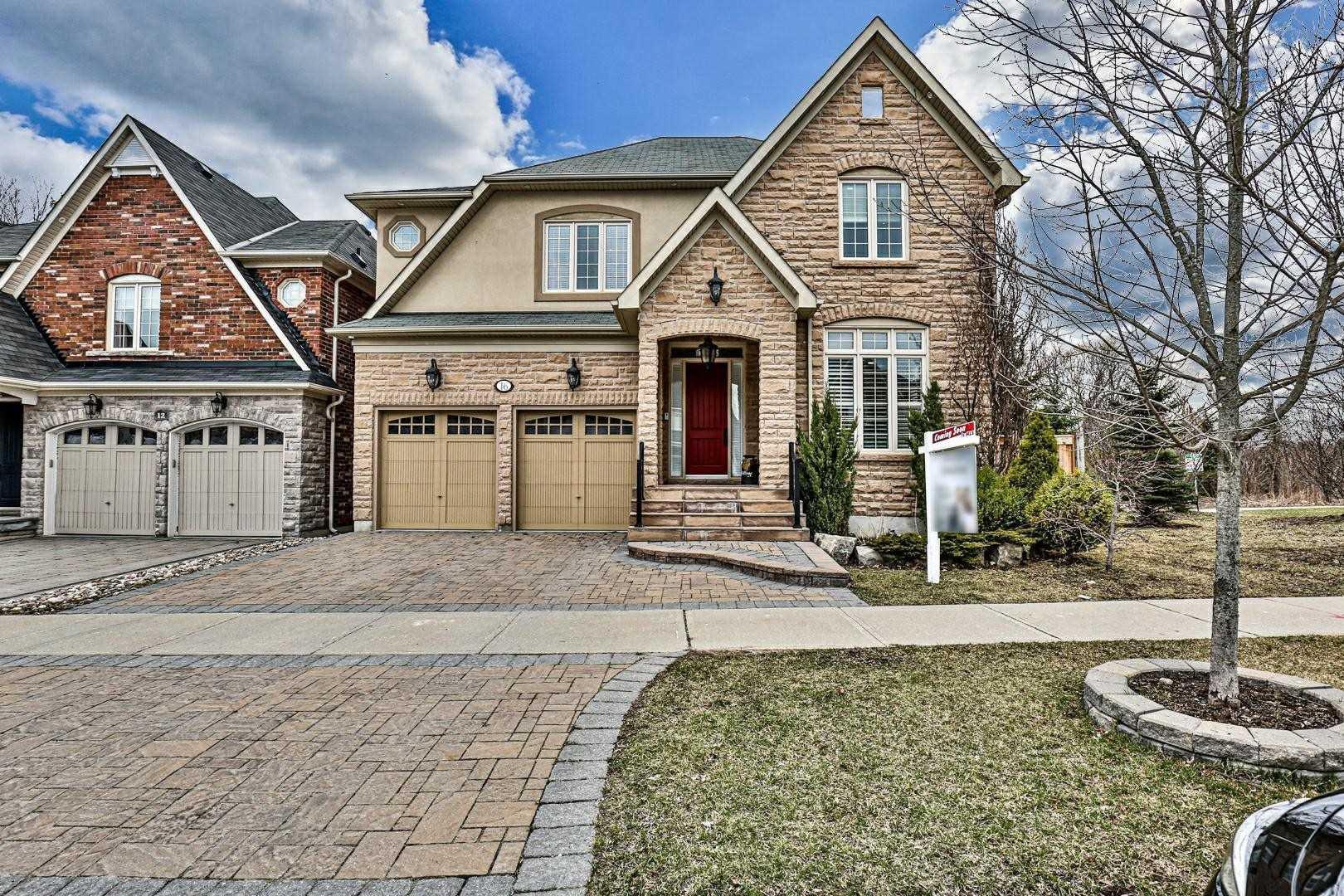 Main Photo: 16 Yorkton Boulevard in Markham: Angus Glen House (2-Storey) for sale : MLS®# N4738041