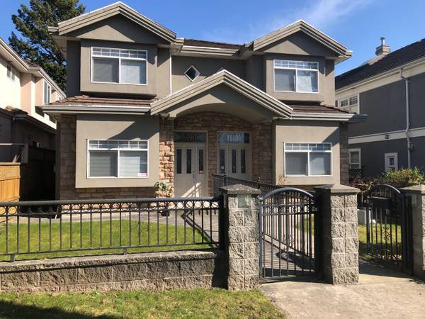 Main Photo:  in Vancouver: Marpole House Duplex for rent : MLS®# AR131