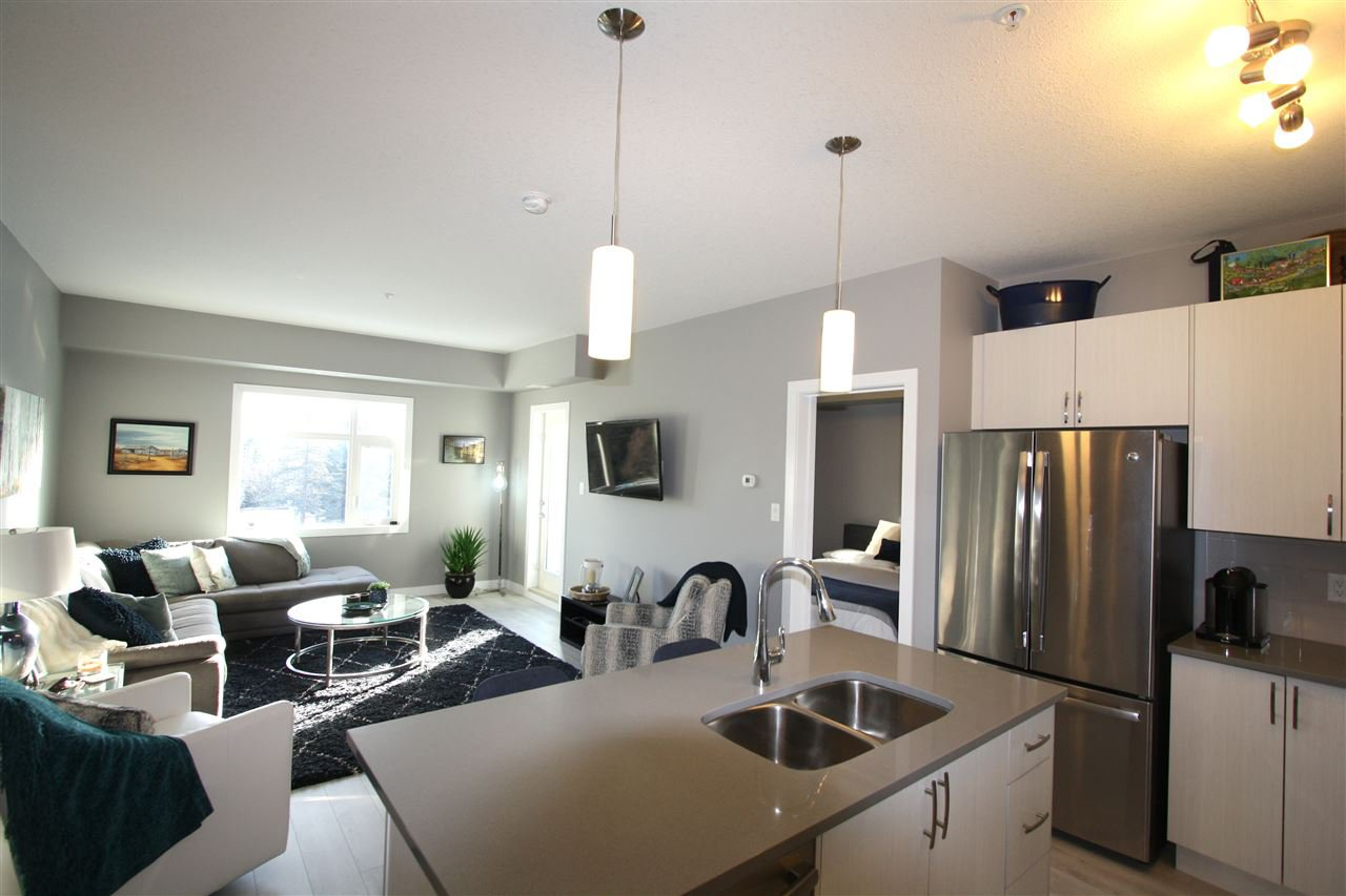 Main Photo: 407 8525 91 Street in Edmonton: Zone 18 Condo for sale : MLS®# E4205025