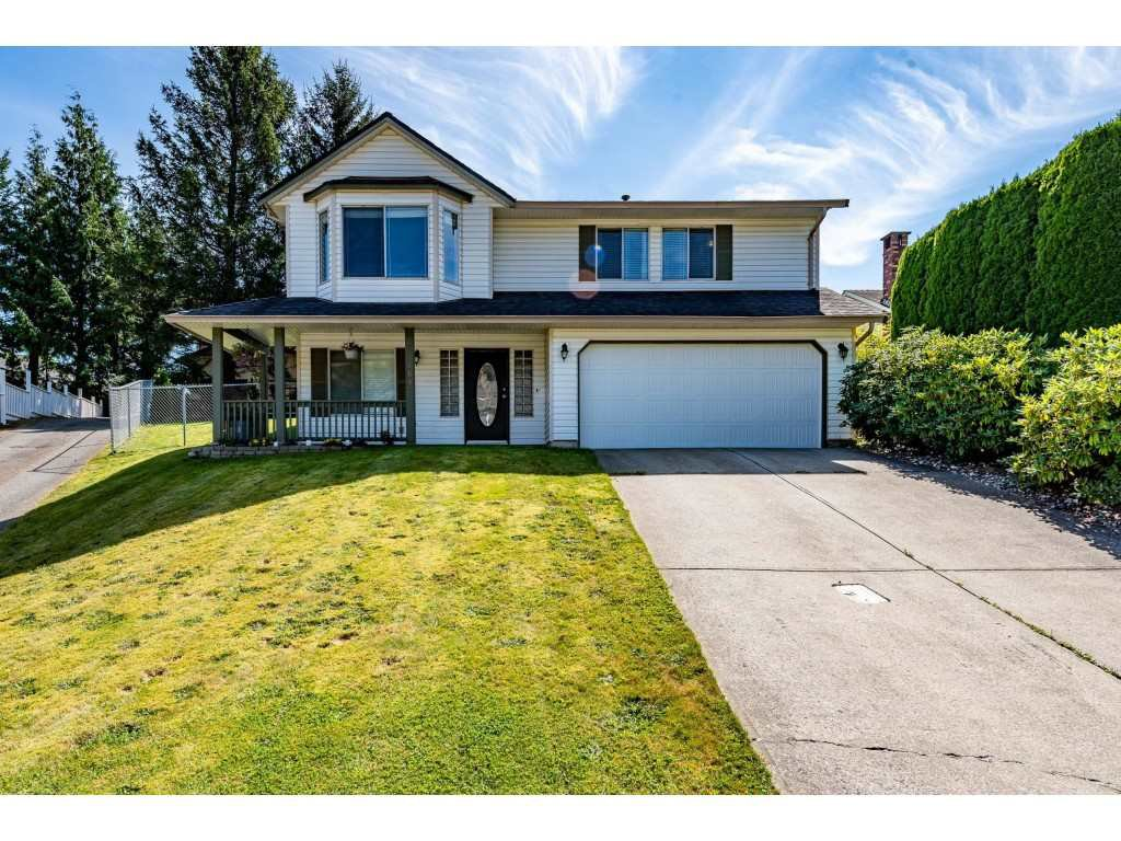 Main Photo: 35864 HEATHERSTONE Place in Abbotsford: Abbotsford East House for sale : MLS®# R2492059