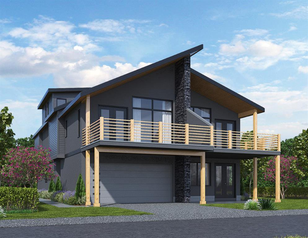 Main Photo: 532 4th Street: Canmore Semi Detached for sale : MLS®# A1028967