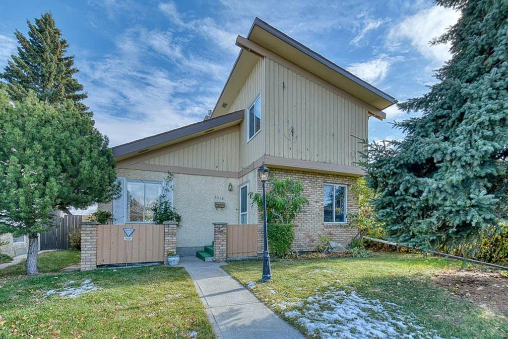 Main Photo: 4312 49 Street NE in Calgary: Whitehorn Detached for sale : MLS®# A1042688
