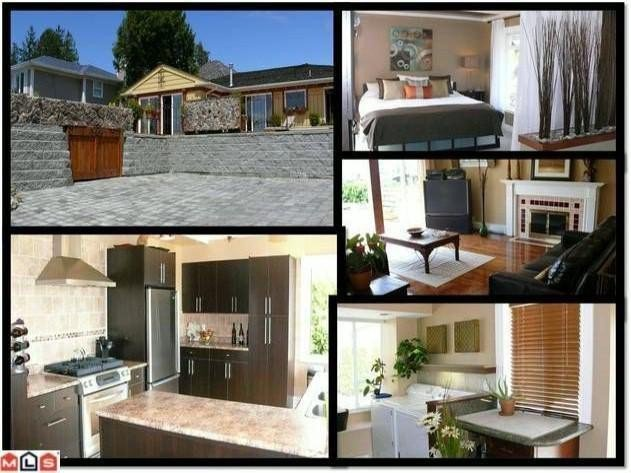 """Main Photo: 13553 MARINE Drive in Surrey: Crescent Bch Ocean Pk. House for sale in """"Ocean Park/White Rock"""" (South Surrey White Rock)  : MLS®# F1107685"""