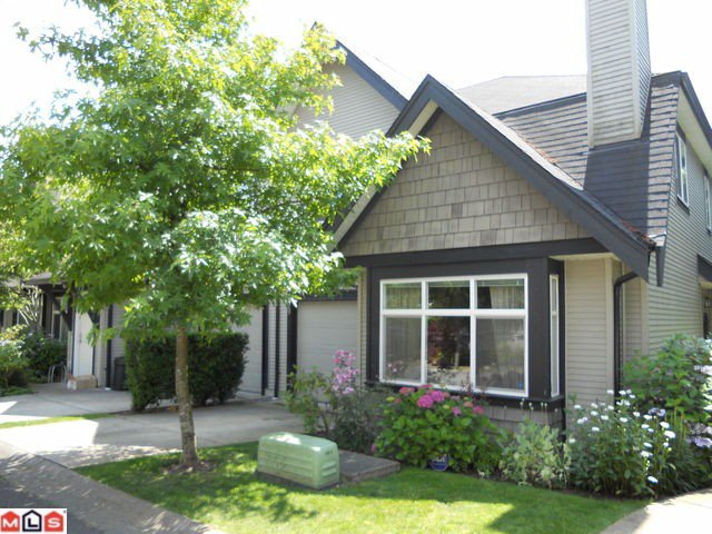 """Main Photo: 29 15968 82ND Avenue in Surrey: Fleetwood Tynehead Townhouse for sale in """"Shelbourne Lane"""" : MLS®# F1119632"""