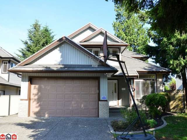 """Main Photo: 7546 WILTSHIRE DR in Surrey: East Newton House for sale in """"CHIMNEY HEIGHTS"""" : MLS®# F1214137"""