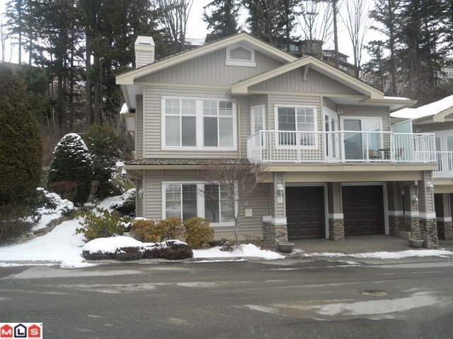 Main Photo: 1 35537 Eagle Mountain Drive in Abbotsford: Abbotsford East Townhouse for sale : MLS®# F1100680
