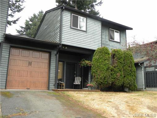 Main Photo: A 1504 Glentana Rd in VICTORIA: VR Glentana Row/Townhouse for sale (View Royal)  : MLS®# 669799