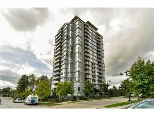 "Main Photo: 908 555 DELESTRE Avenue in Coquitlam: Coquitlam West Condo for sale in ""CORA"" : MLS®# V1065546"