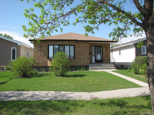 Main Photo: 1286 Leila Avenue in WINNIPEG: Maples / Tyndall Park Residential for sale (North West Winnipeg)  : MLS®# 1412296