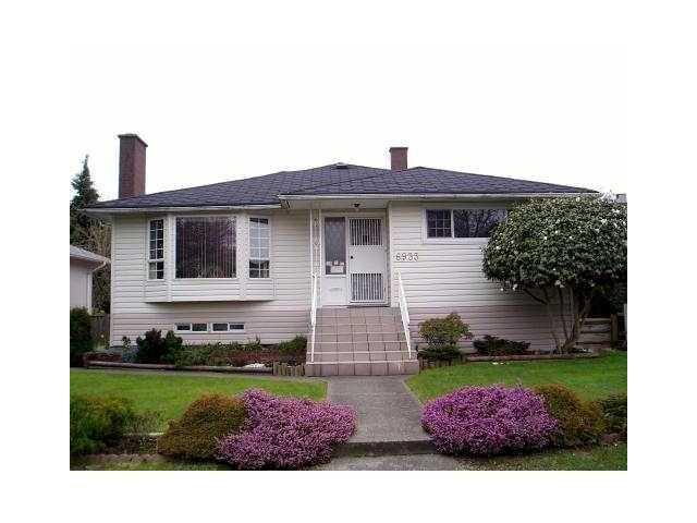 Main Photo: 6933 LANCASTER Street in Vancouver: Killarney VE House for sale (Vancouver East)  : MLS®# V1087485