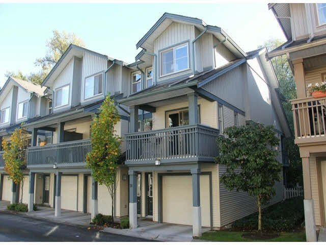 "Main Photo: 39 19250 65TH Avenue in Surrey: Clayton Townhouse for sale in ""Sunberry Court"" (Cloverdale)  : MLS®# F1424901"