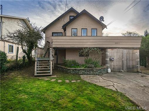 Main Photo: 3251 Linwood Avenue in VICTORIA: SE Maplewood Single Family Detached for sale (Saanich East)  : MLS®# 350826