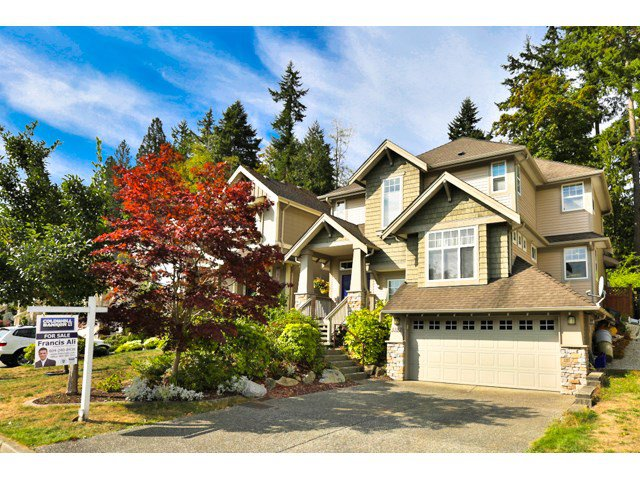 """Main Photo: 3383 145A Street in Surrey: Elgin Chantrell House for sale in """"Sandpiper Crescent"""" (South Surrey White Rock)  : MLS®# F1450330"""